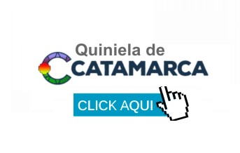 Quiniela de CATAMARCA