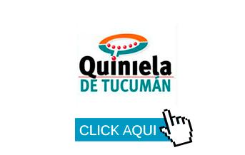 Sorteo de quiniela tucuman